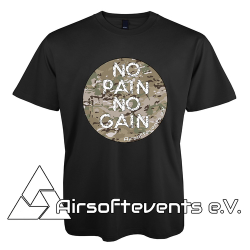 No Pain No Gain mc T-Shirt